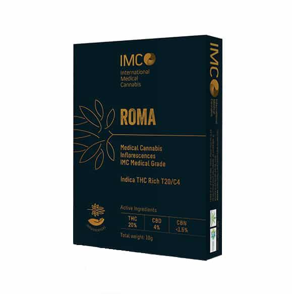 רומא T20/C4 Roma